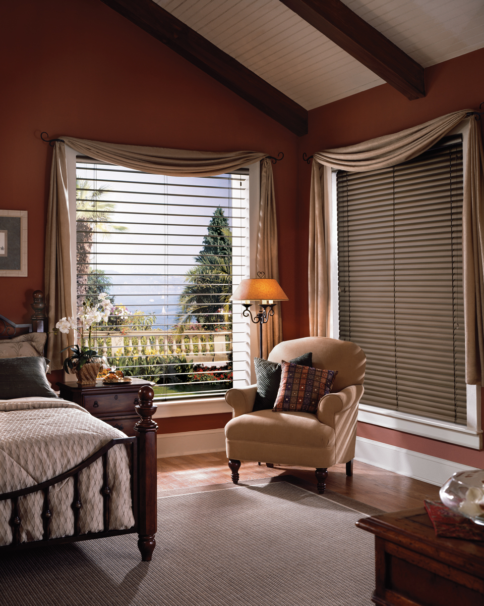 first edition alternative wood blinds