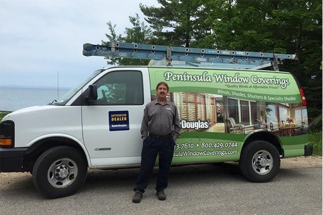 Traverse City Blinds Amp Window Treatments Peninsula