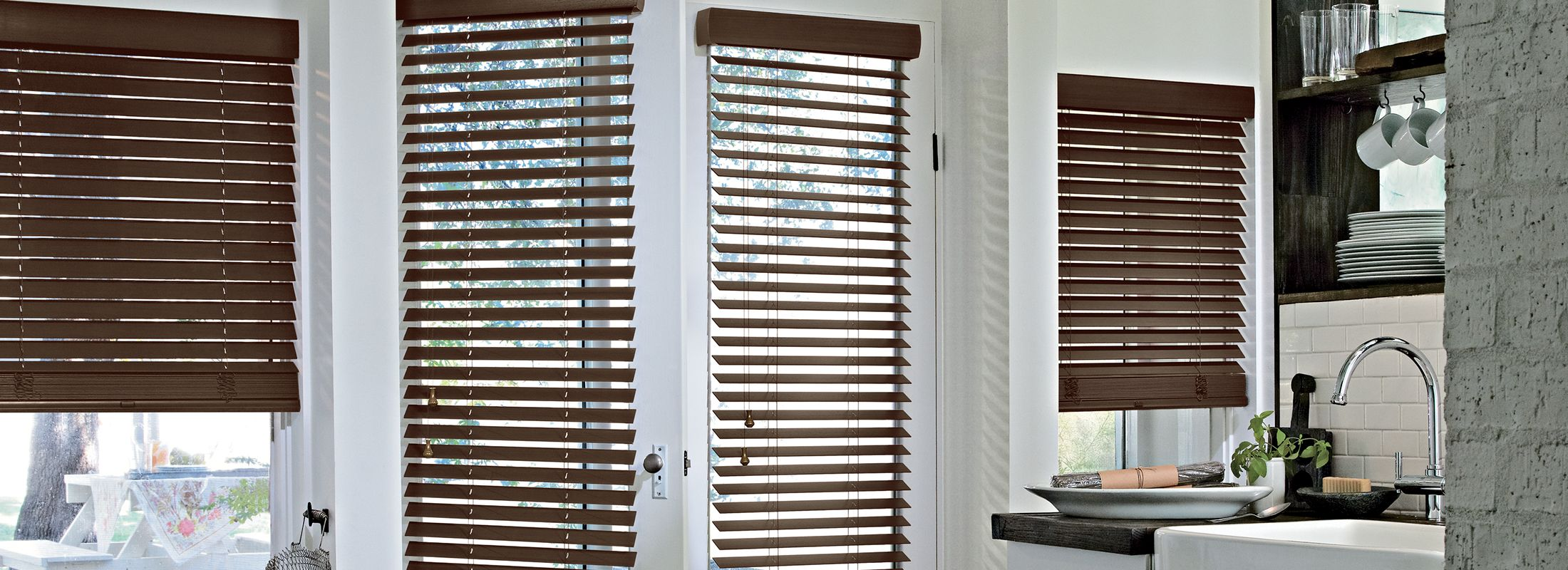 Parkland 174 Wood Blinds Peninsula Window Coverings